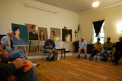 Rob Shetterly and recent portraits